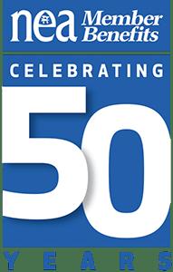 NEAMB Celebrating 50 Years Image Icon