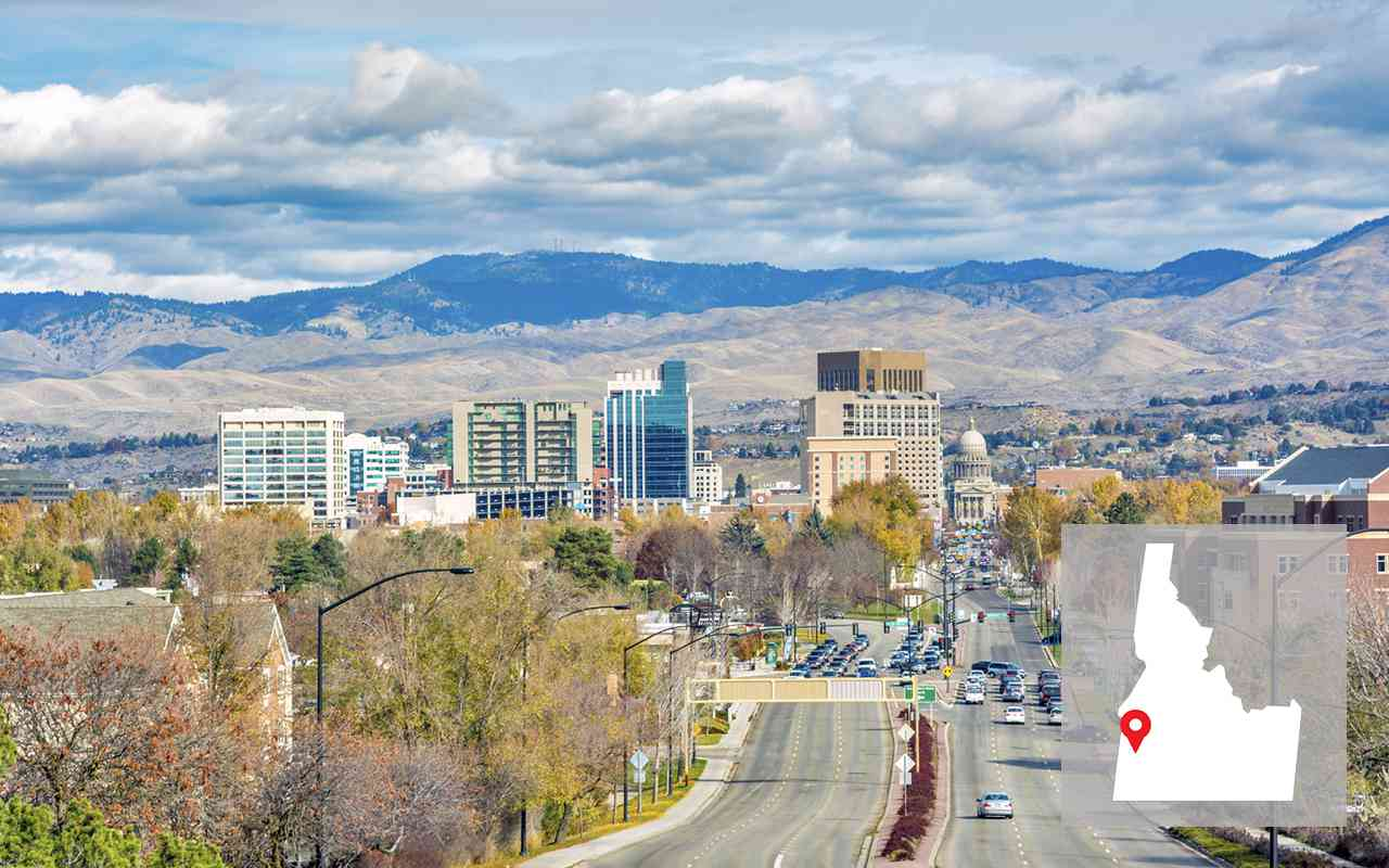 23 Cheap places where you will want to retire - Idaho