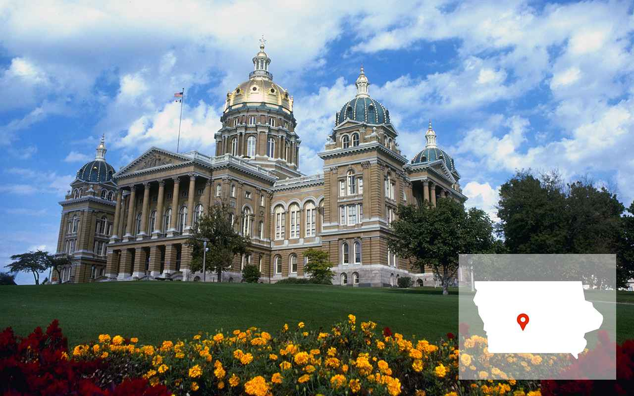 23 Cheap places where you will want to retire - Iowa
