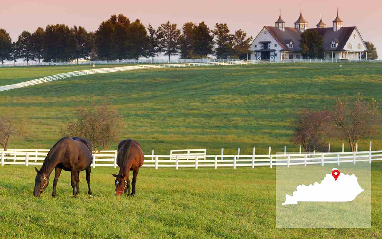 23 Cheap places where you will want to retire - Kentucky