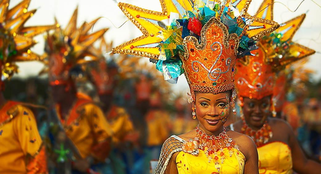 Alternative Bucket List Vacations - Curacao Carnival