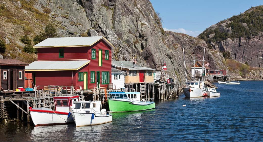 Alternative Bucket List Vacations - Newfoundland