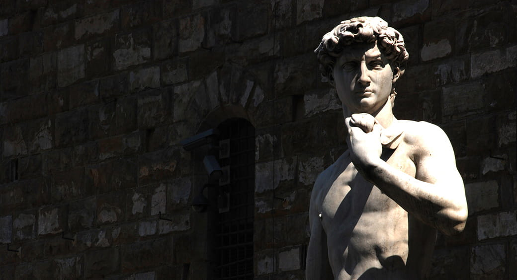 Affordable European Vacations - Michelangelo's David