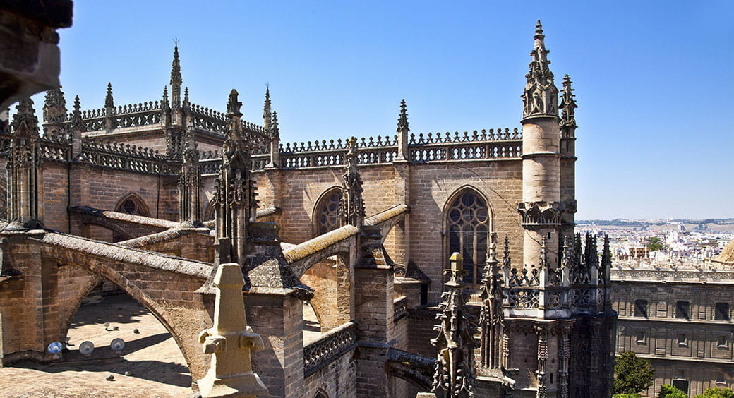 Affordable European Vacations - Seville Cathedral