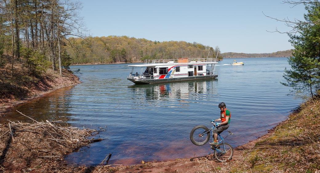 Houseboat Vacation Spots - Raystown Lake Pennsylvania