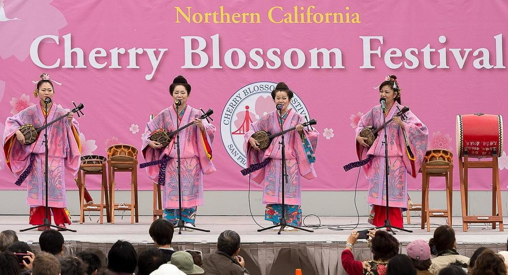 Cherry Blossom Festivals - Northern California Cherry Blossom Festival
