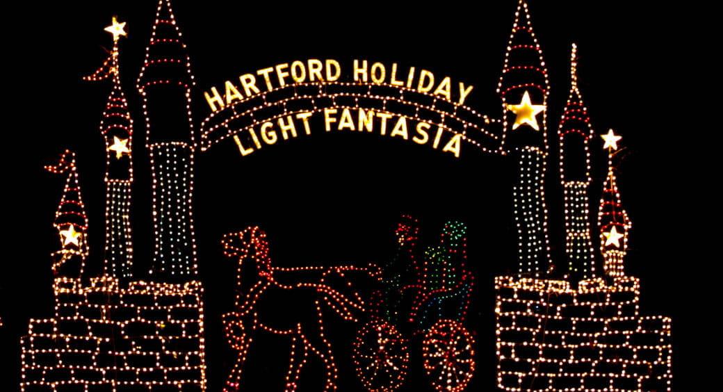 Drive Thru Christmas Lights.Dazzling Drivethru Holiday Light Displays Nea Member Benefits