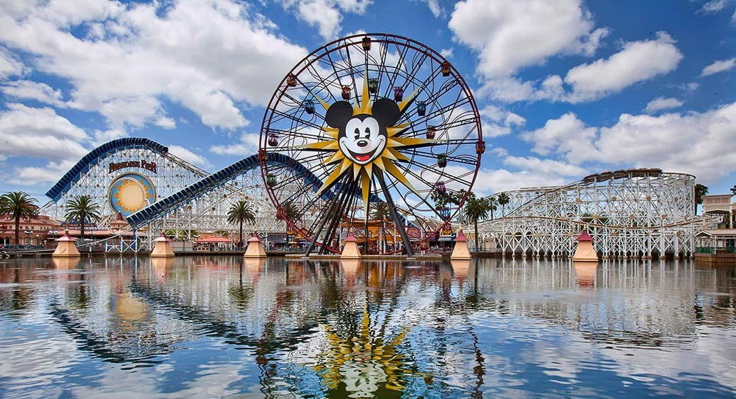 Disney Vacation Savings Tips - Paradise Pier