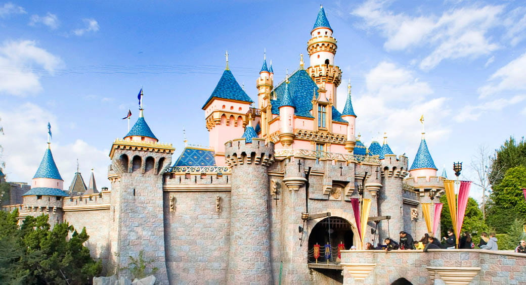 Disney Vacation Savings Tips - Sleeping Beauty Castle