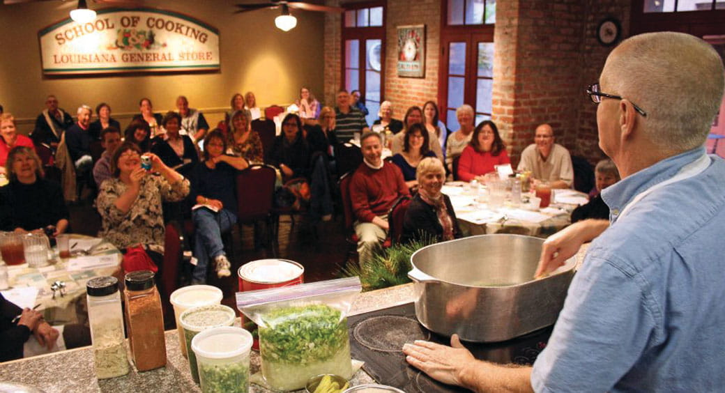 Group Tours VIP Access - New Orleans Cooking Tours