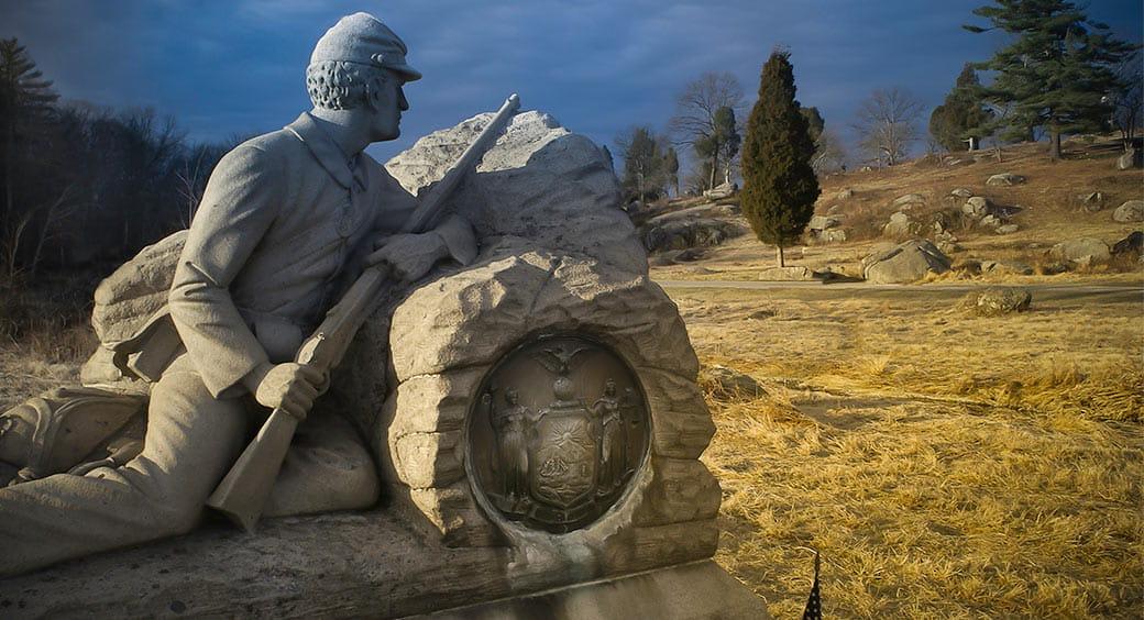 Road Trips for History Buffs - Gettysburg