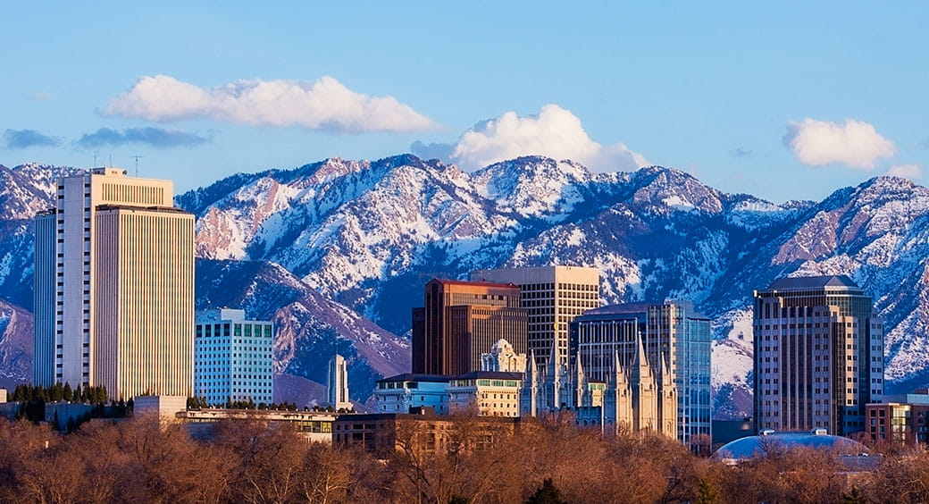 Best U.S. Cities for Affordable Vacations - Salt Lake City Utah