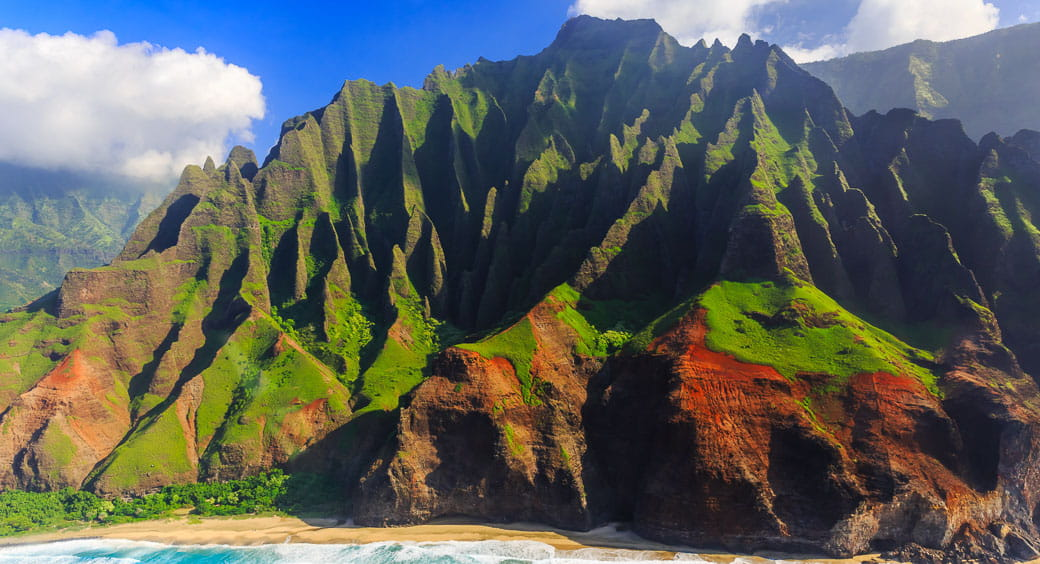 Visiting Hawaii on a Budget - Kauai Napali Coast