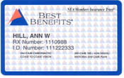 NEA Retiree Health Program - Benefits Card