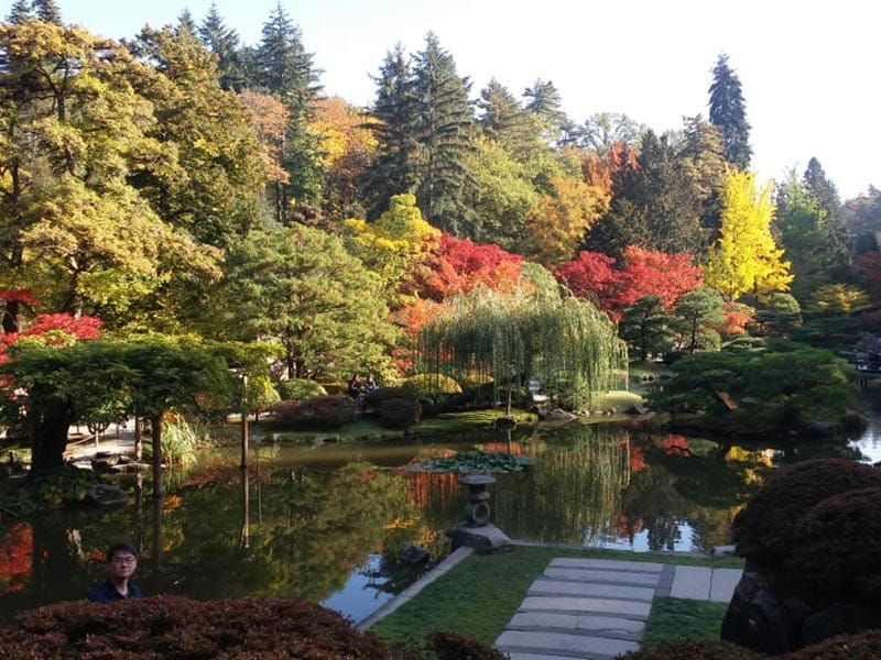 Runner Up: Japanese Garden - Seattle, WA  | Submitted by: Sayantani M.