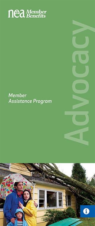 NEA Members Assistance Large Logo