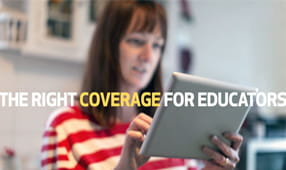 The Right Coverage for Educators
