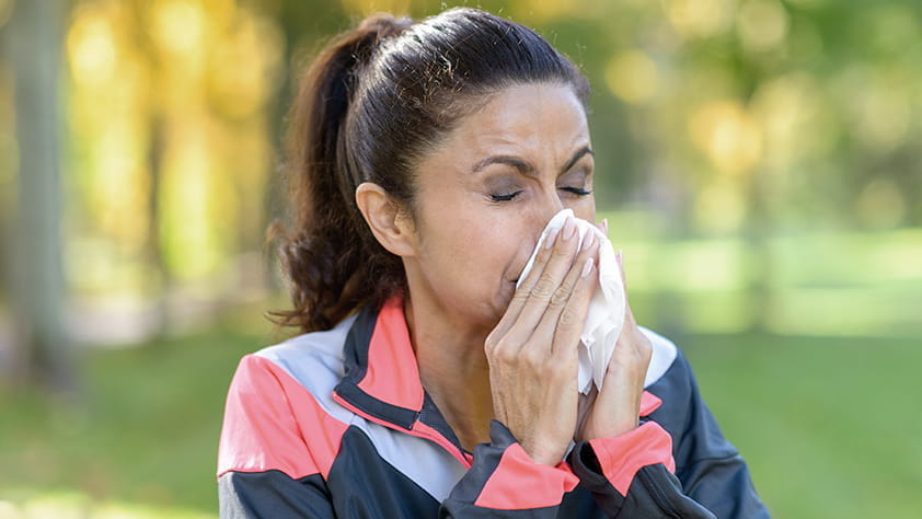 10 Strategies to Defeat Allergies