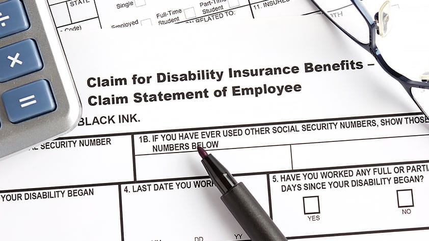 5 Factors that Affect Disability Insurance - Insurance Paperwork