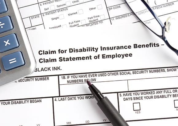 Factors that Affect Disability Insurance
