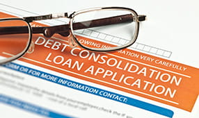 Debt Consolidation Loan Application