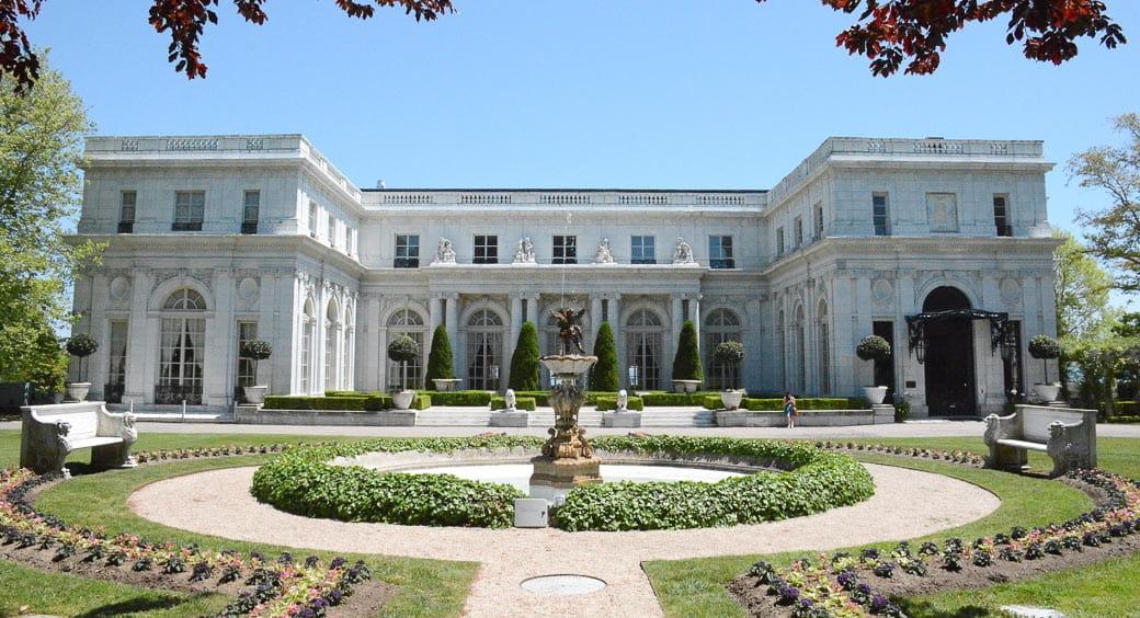 Historic U.S. Castles - Newport Mansions, Newport, Rhode Island