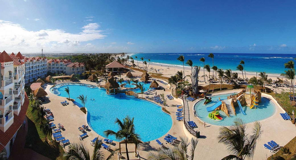 Budget-Friendly All-Inclusive Resorts - Occidental Caribe, Punta Cana, Dominican Republic
