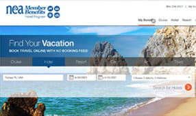 Finding Travel Deals Is Easy With the NEA Travel Program