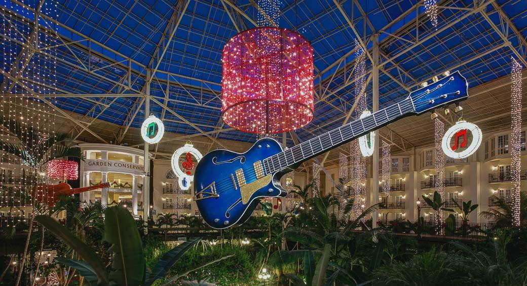 Celebrations at Resorts Across America - Gaylord Opryland Resort, Nashville, Tennessee