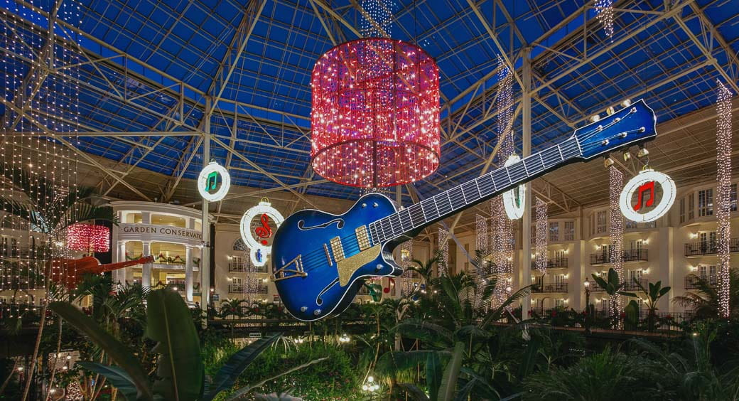 Celebrations at Resorts Across America - Gaylord Opryland Resort, Nashville, Tennessee