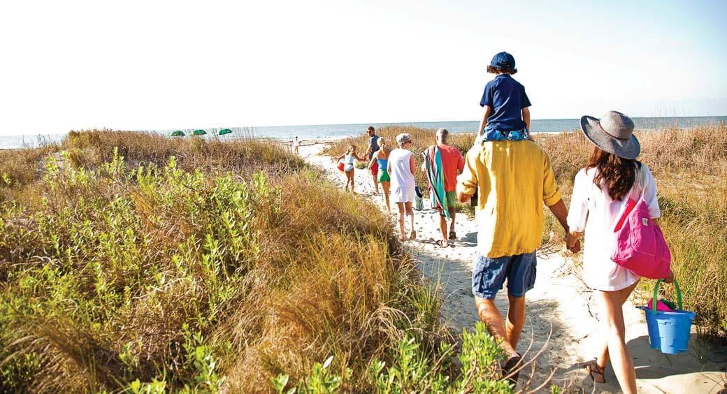 Celebrations at Resorts Across America - Wild Dunes Resort, Charleston, South Carolina