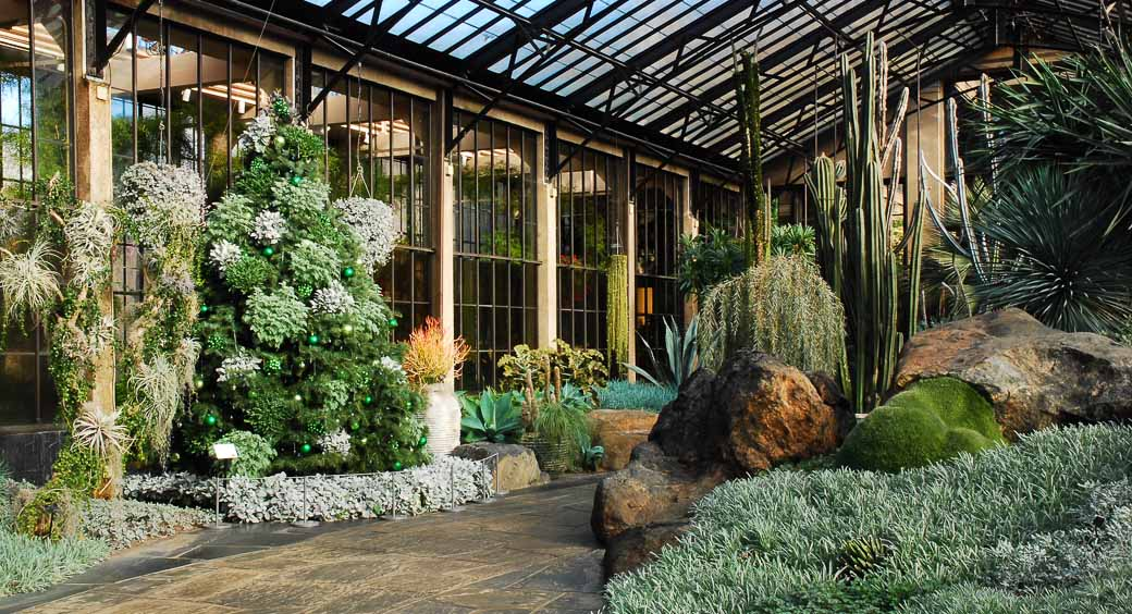 Longwood Gardens in Kennett Square, Pennsylvania