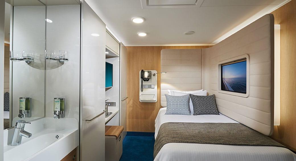 Cruises for Solo Travelers - Norwegian Cruise Line Studio Cabin
