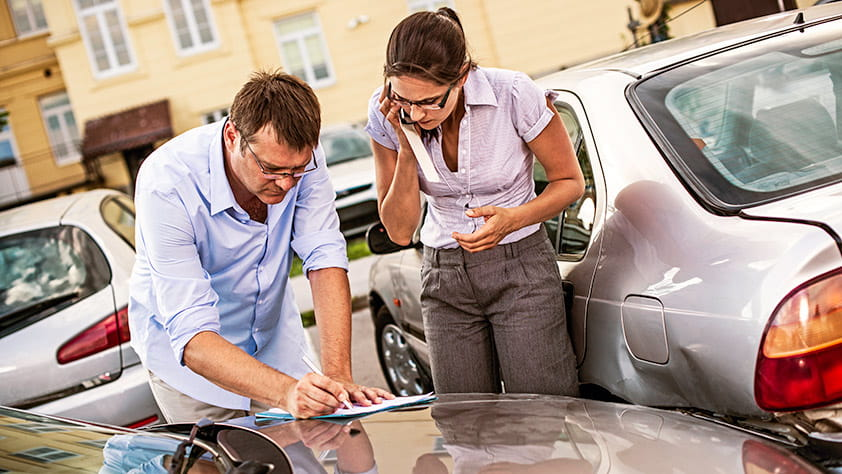 What to Expect During Auto Claim Process