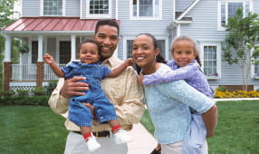 Picture of New Homebuyer Family
