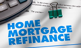 Home Mortgage Refinance Paperwork