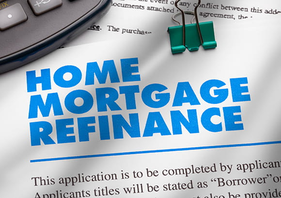 Home Mortgage Refinance Paperwork