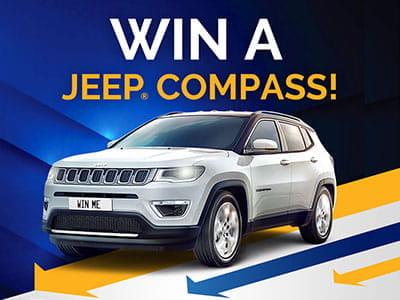NEA Auto & Home Program - Enter to Win a Jeep Compass