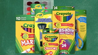 Crayola through BrandCycle