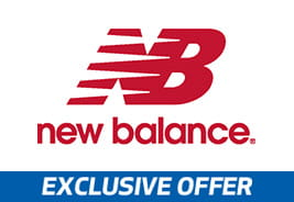 New Balance - Exclusive Offer