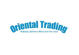 Oriental Trading - Nobody Delivers More Fun for Less!