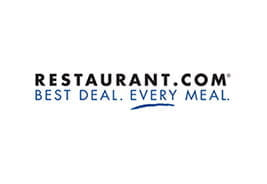 Restaurant.com - Best Deal. Every Meal.