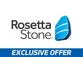Rosetta Stone - Exclusive Offer