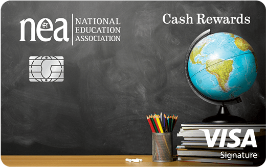 'NEA Cash Rewards Card
