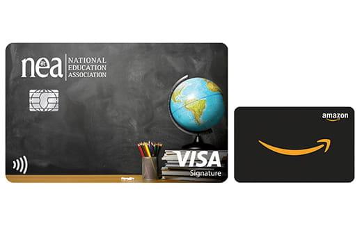 'NEA Customized Cash Rewards Credit Card