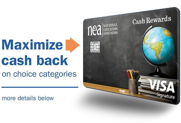 NEA Cash Rewards Card
