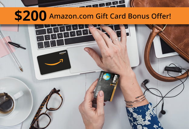 Amazon.com Gift Card Bonus Offer