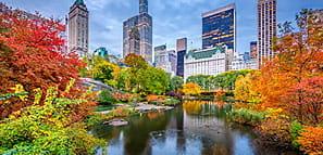 Central Park, New York City - NEA Travel Program