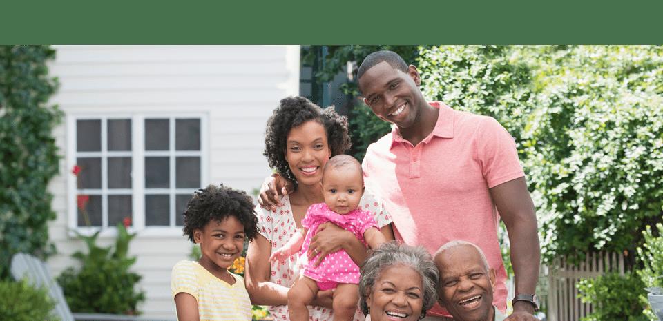Familia multigeneracional