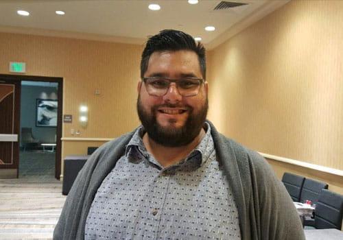 Jorge V., SEIU UHW Member